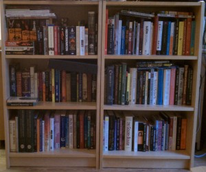 My To-Read shelves