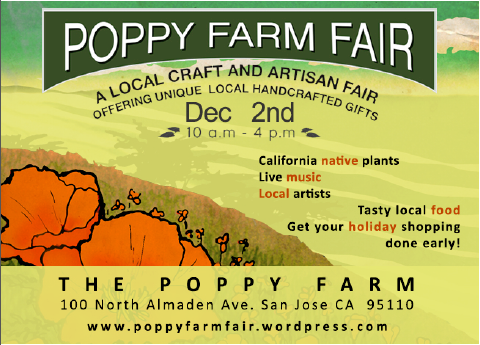 Notice for the Poppy Farm Fair