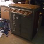 My Hamilton type cabinet